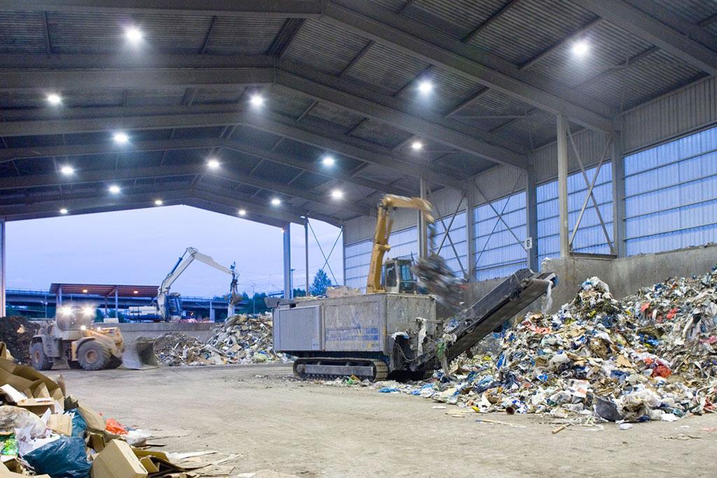 Универсальный алгоритм работы мусоросжигающих заводов