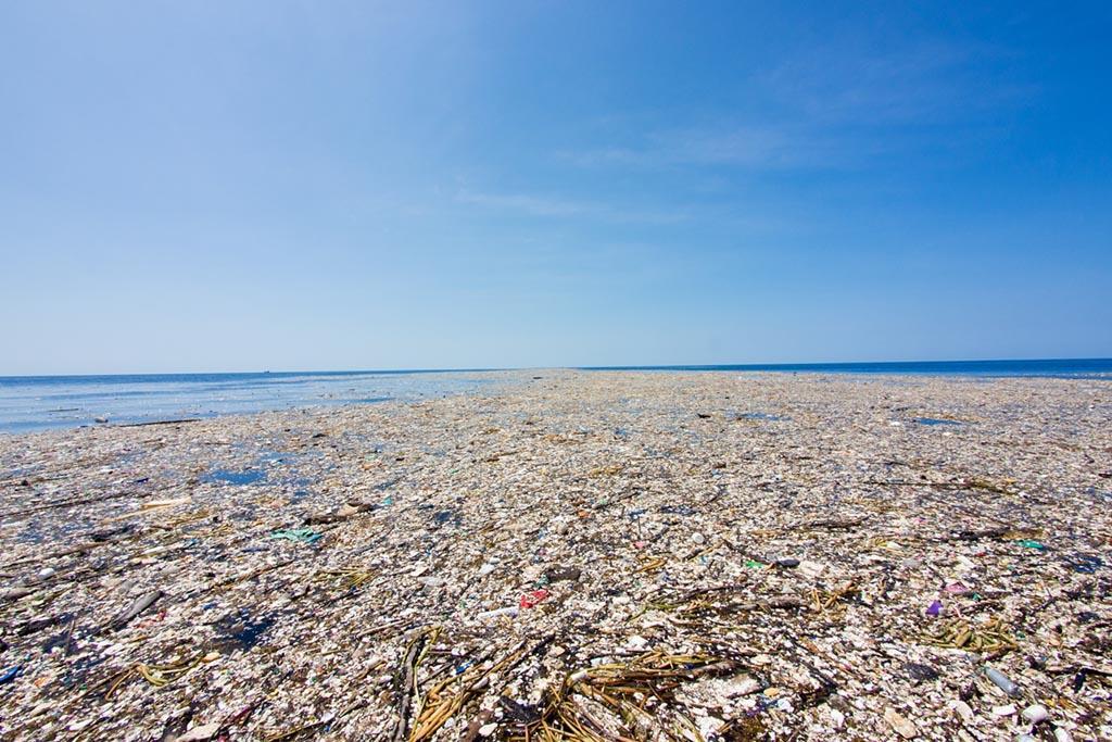 Что такое тихоокеанское мусорное пятно