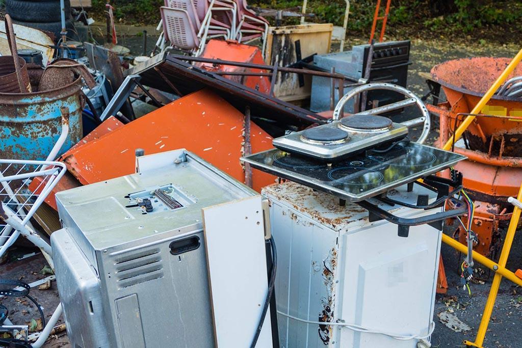 Корректная утилизация старой бытовой техники в России
