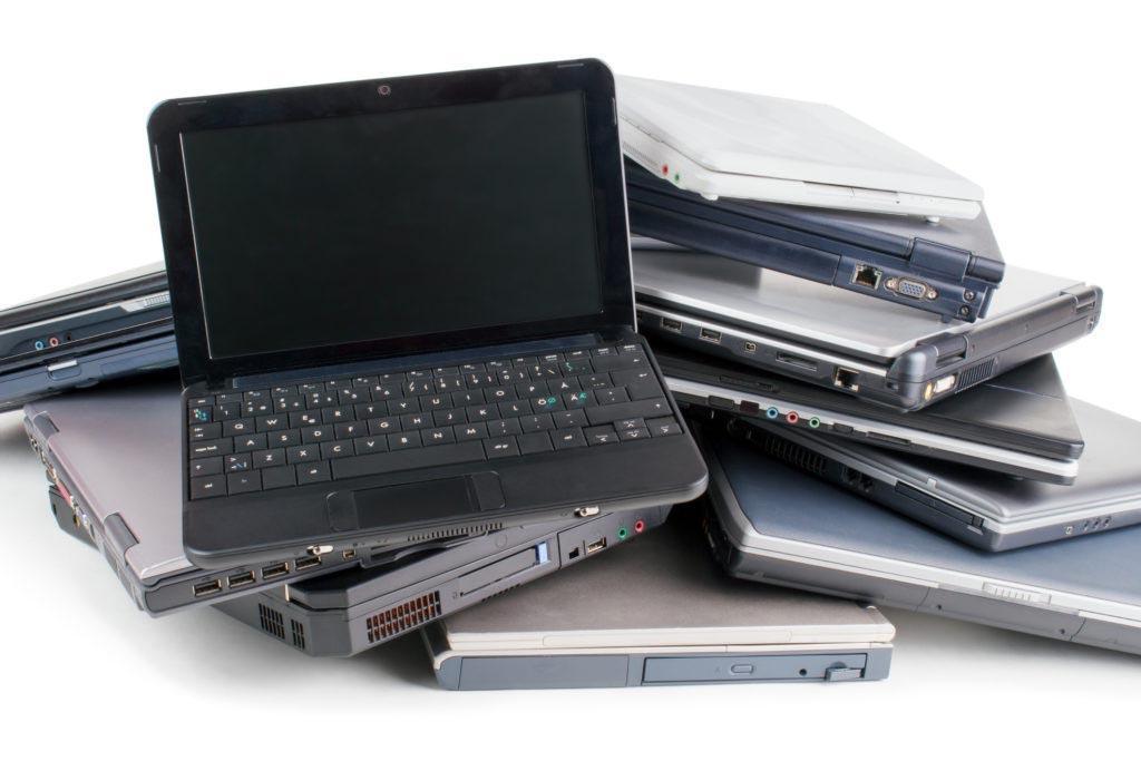 Куда сдать ноутбук на утилизацию