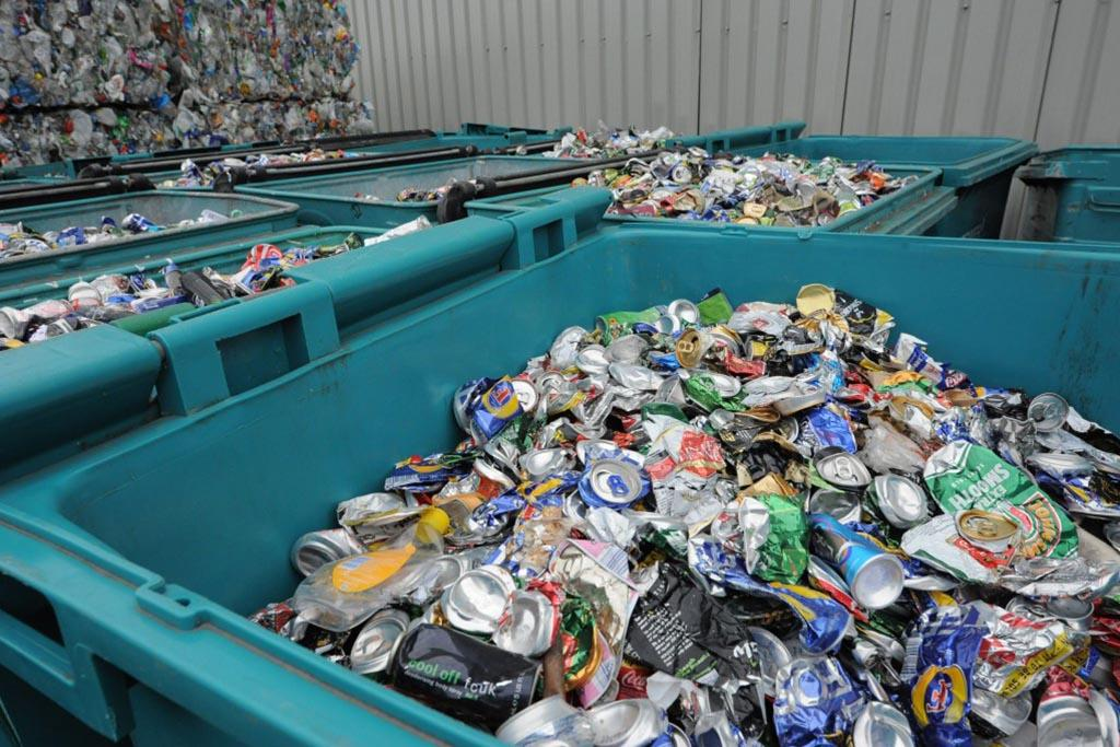 Опыт утилизации мусора за рубежом