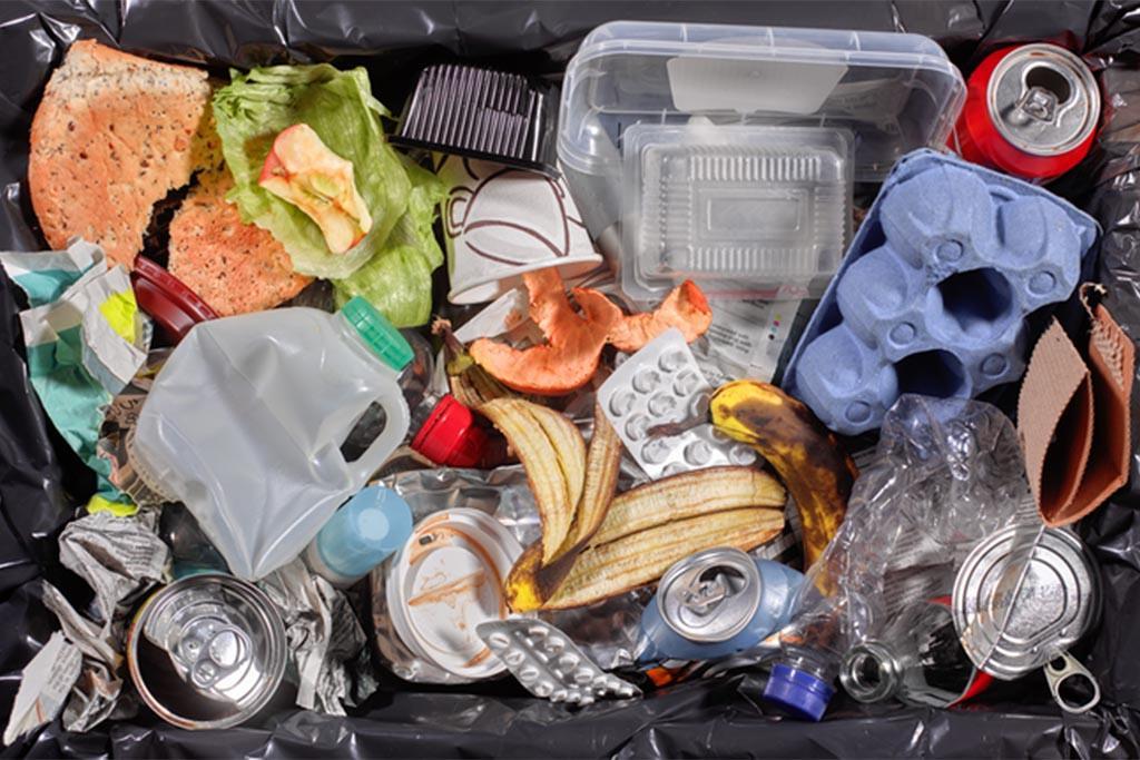 Отсутствие культуры обращения с мусором
