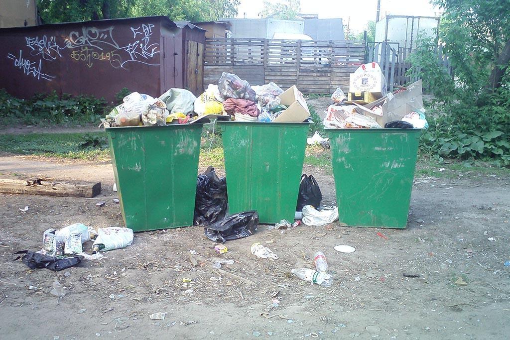 Почему в России большая часть мусора уезжает на полигоны