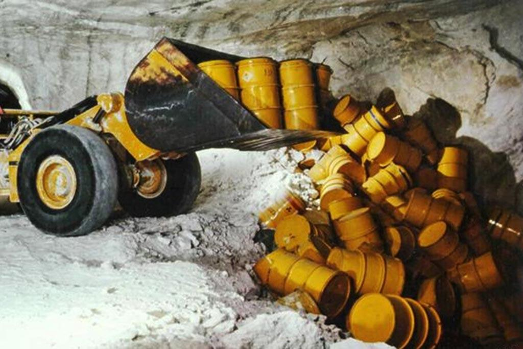 Принципы утилизации РАО и допущенные ранее ошибки