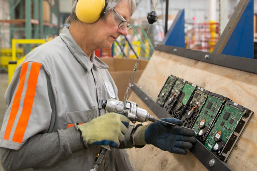 Профессиональная утилизация компьютерного оборудования