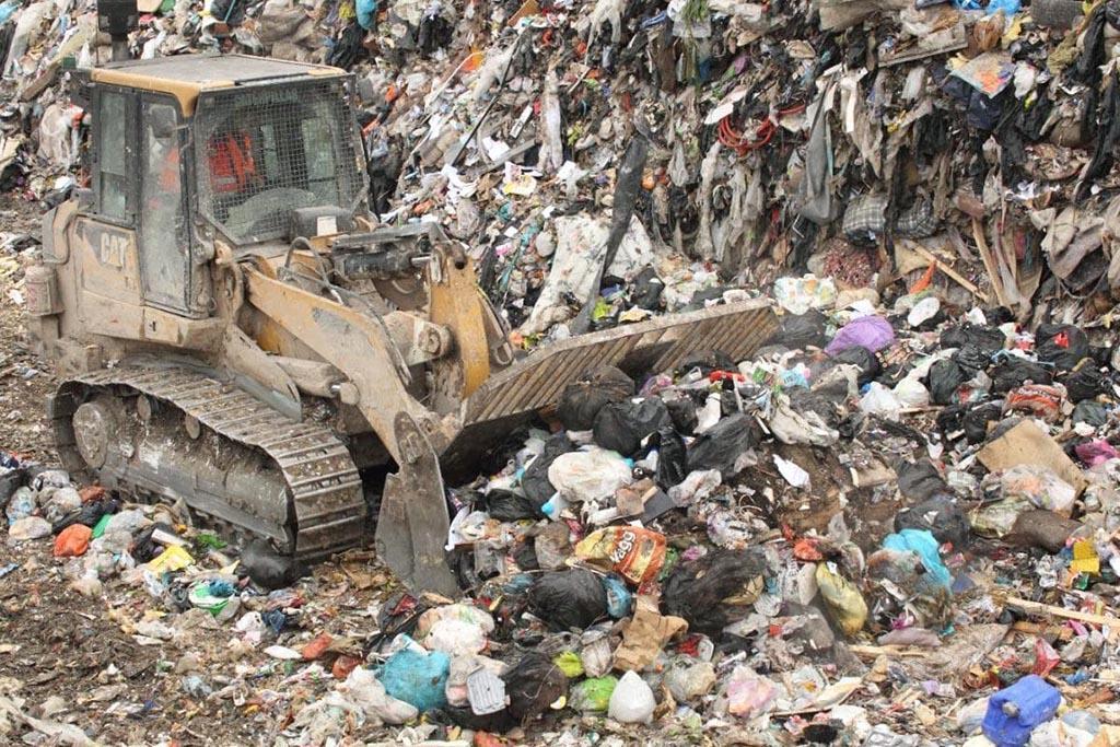 Захоронение мусора как приоритетный метод утилизации